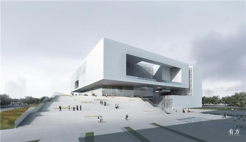 宿州城市规划展览馆
