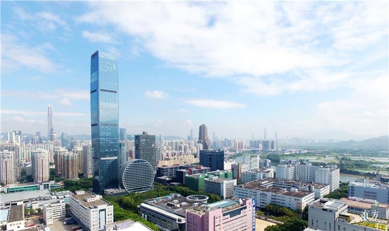 深圳CFC长富中心