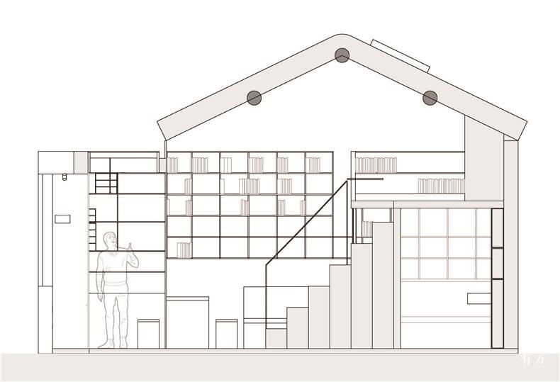 东罗圈胡同改造 DAGA大观建筑21