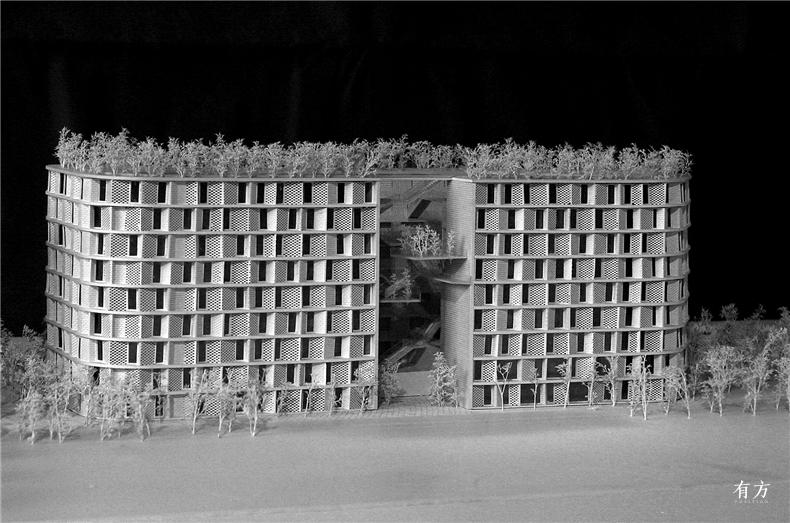 巴黎国际大学城中国之家非常建筑0