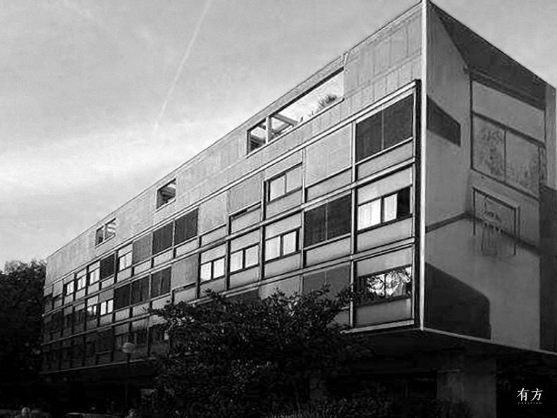 巴黎国际大学城中国之家非常建筑4