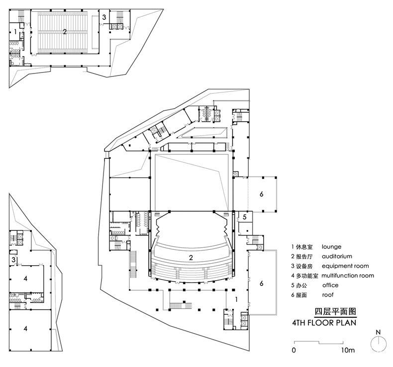 璧山文化艺术中心-有方空间-666