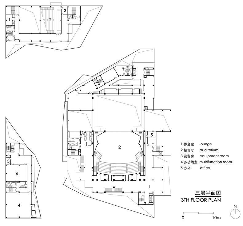 璧山文化艺术中心-有方空间-999