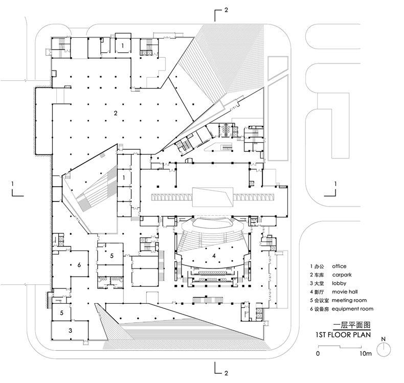 璧山文化艺术中心-有方空间2
