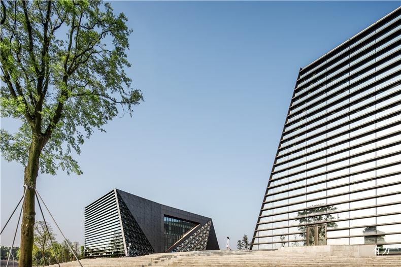 璧山文化艺术中心-汤桦-重庆设计院8