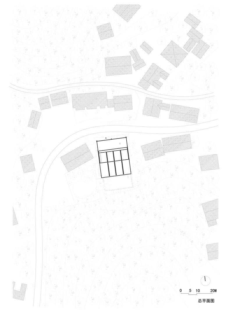 莫干山宿里3号度假酒店 旭可建筑4