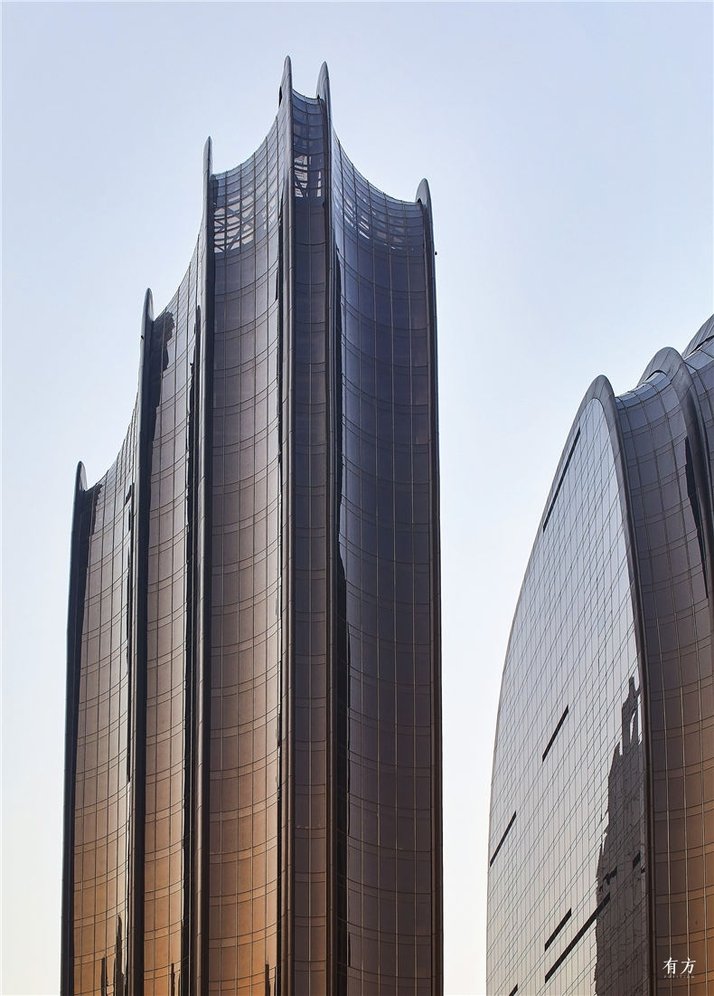 MAD Chaoyang Park Plaza 14 by HuftonCrow