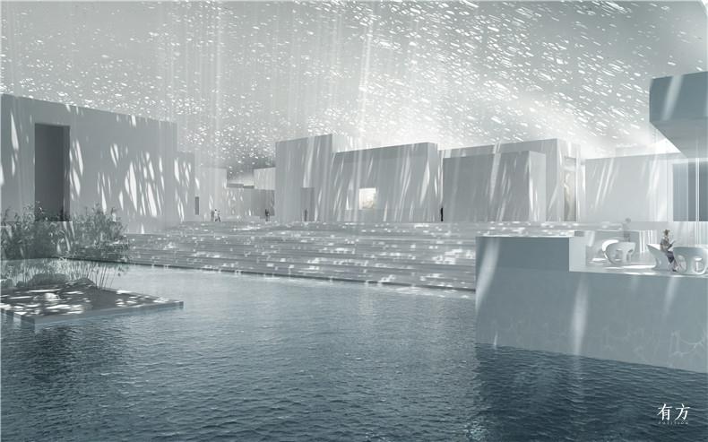 头图室内3光雨Interior view 05 Architecte Jean Nouvel
