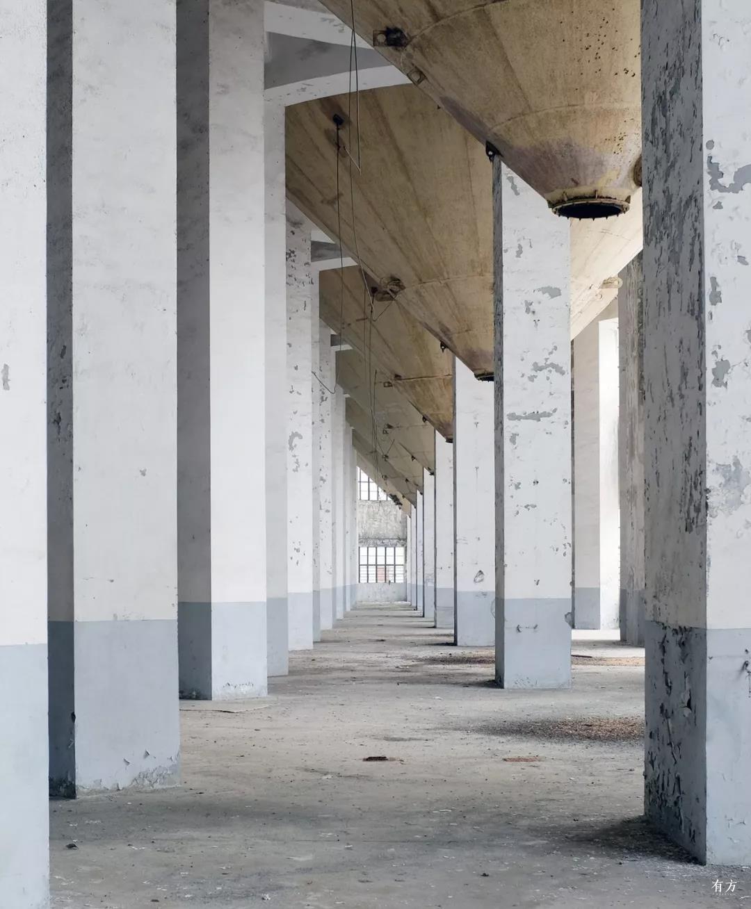 筒仓首层空间 大舍建筑设计事务所