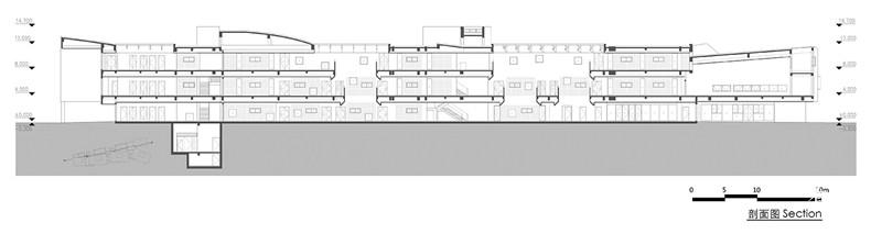 06 横剖面图 Long section