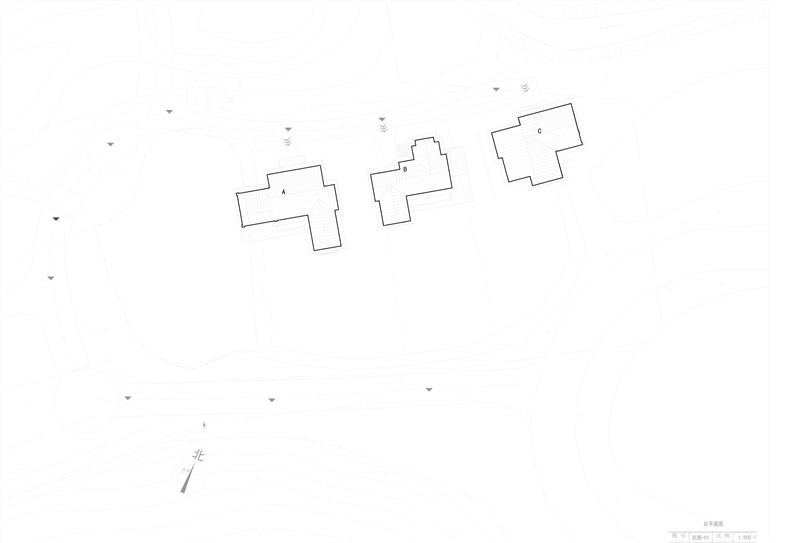 木结构 总图