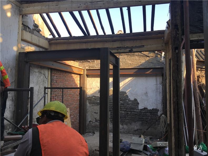 0室内新加钢结构