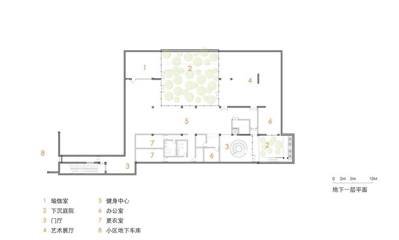 东原千浔社区中心 山水秀32