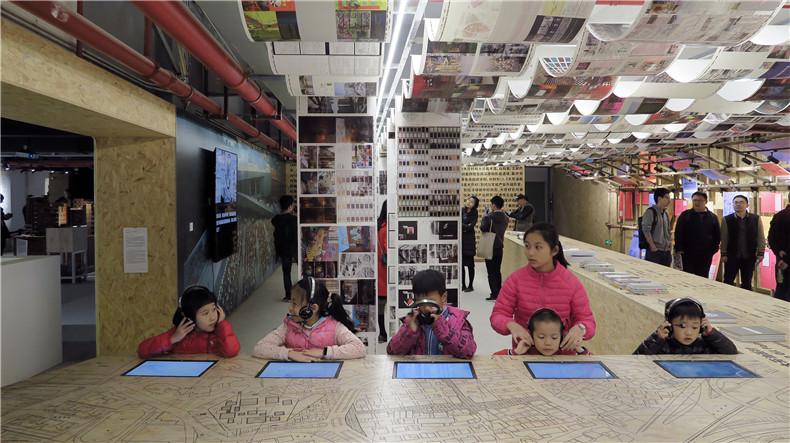第七届深港城市建筑双城双年展现场 (4)