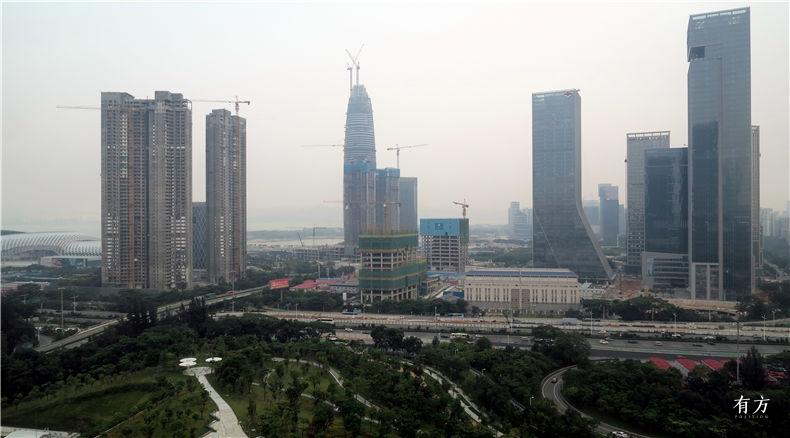 shijian-深圳湾-超级总部基地-珠三角-shenzhenbay youfang-5