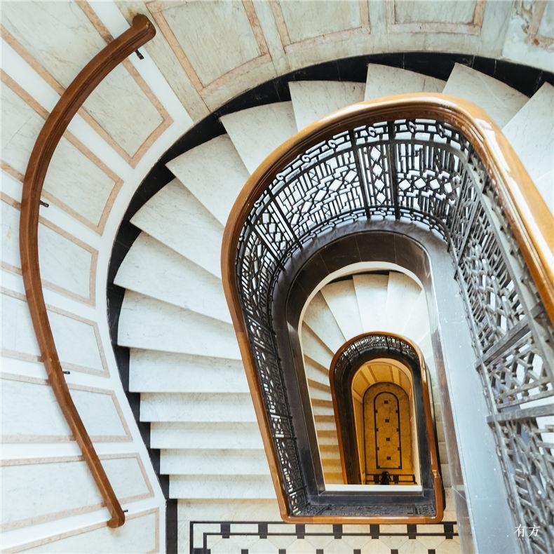 0老上海楼梯间-6