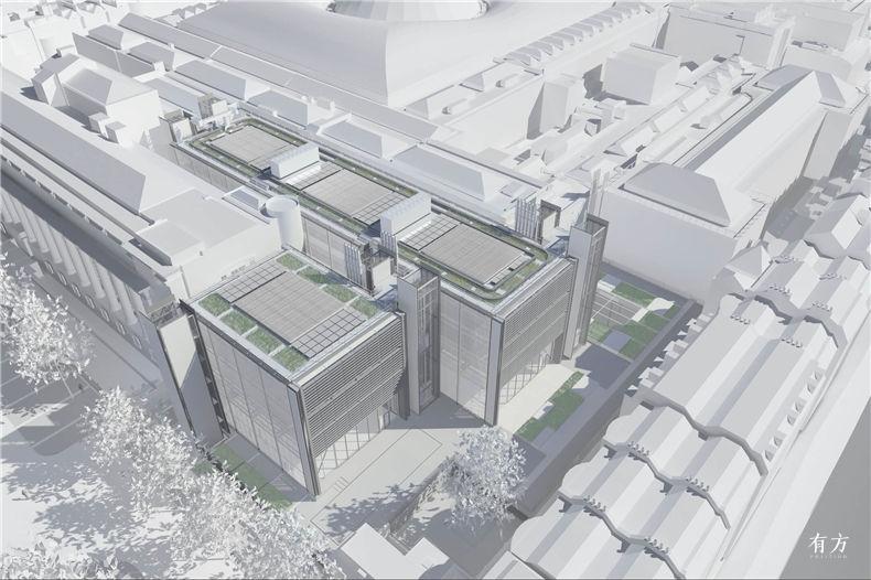 0伦敦建筑地图07