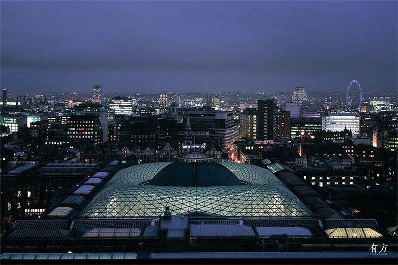 0伦敦建筑地图09