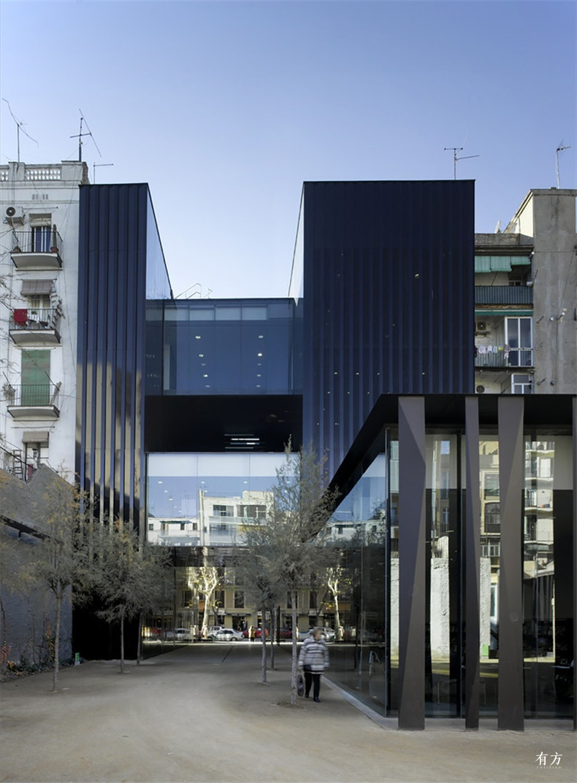 RCR的建筑作品与特点11