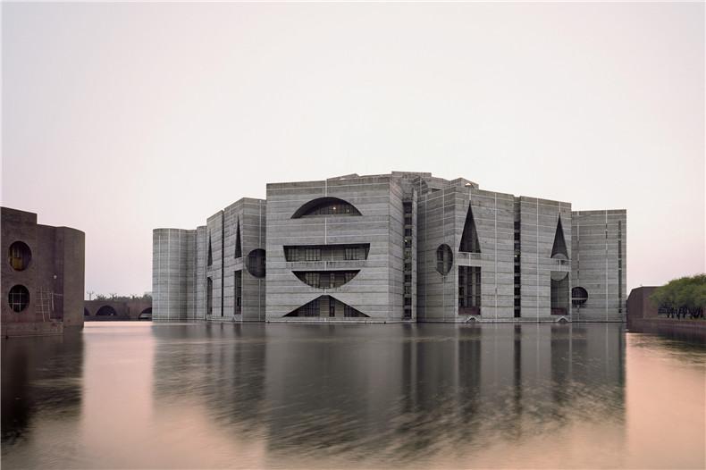 孟加拉国会大厦